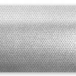 Zilver geperforeerd 50120P